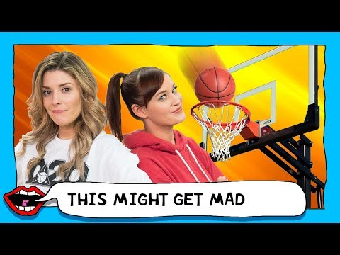ROASTING WEIRD MASCOTS with Grace Helbig & Mamrie Hart