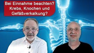 Vitamin K: Kombination mit Vit. D ungünstig? Einnahme? Krebs, Knochen und Gefäßverkalkung?