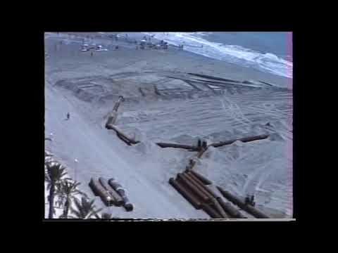 1991   Regeneración  Playa de San Juan