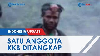 Buron Satgas Nemangkawi, Miron Tabuni Anggota KKB Berhasil Dibekuk di Mimika, Tak Lakukan Perlawanan