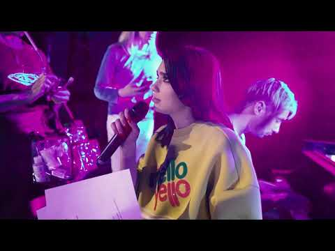 Dua Lipa Diaries 003 - BTS Live Lounge - February 2018
