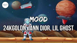 24kGoldn, iann dior, Lil Ghost - Mood (Lil Ghost Remix) [Lyrics]   Why you always in a mood