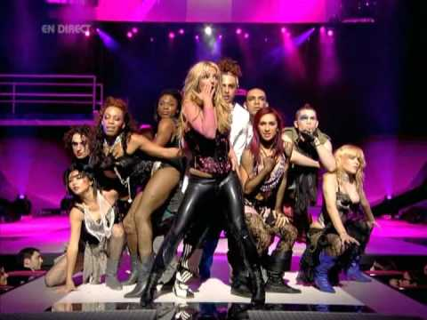 Download Britney Spears - Toxic (Live At NRJ Music Awards) HD Mp4 3GP Video and MP3