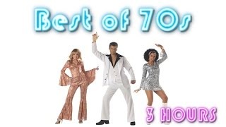 70s, The 70s and 70s Music: 3 Hours of 70s Hits and 70s Dance Music Playlist