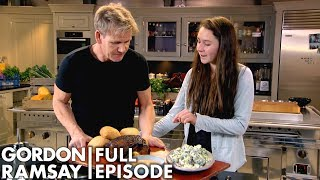 Gordon Ramsay's Simple Christmas Recipes  | Festive Home Cooking
