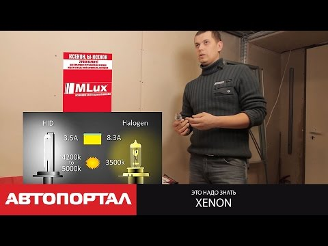 Выбор ксенона. Рекомендации специалиста MLux
