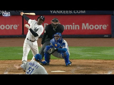 5/22/17: Yankees slug three homers in win vs. Royals