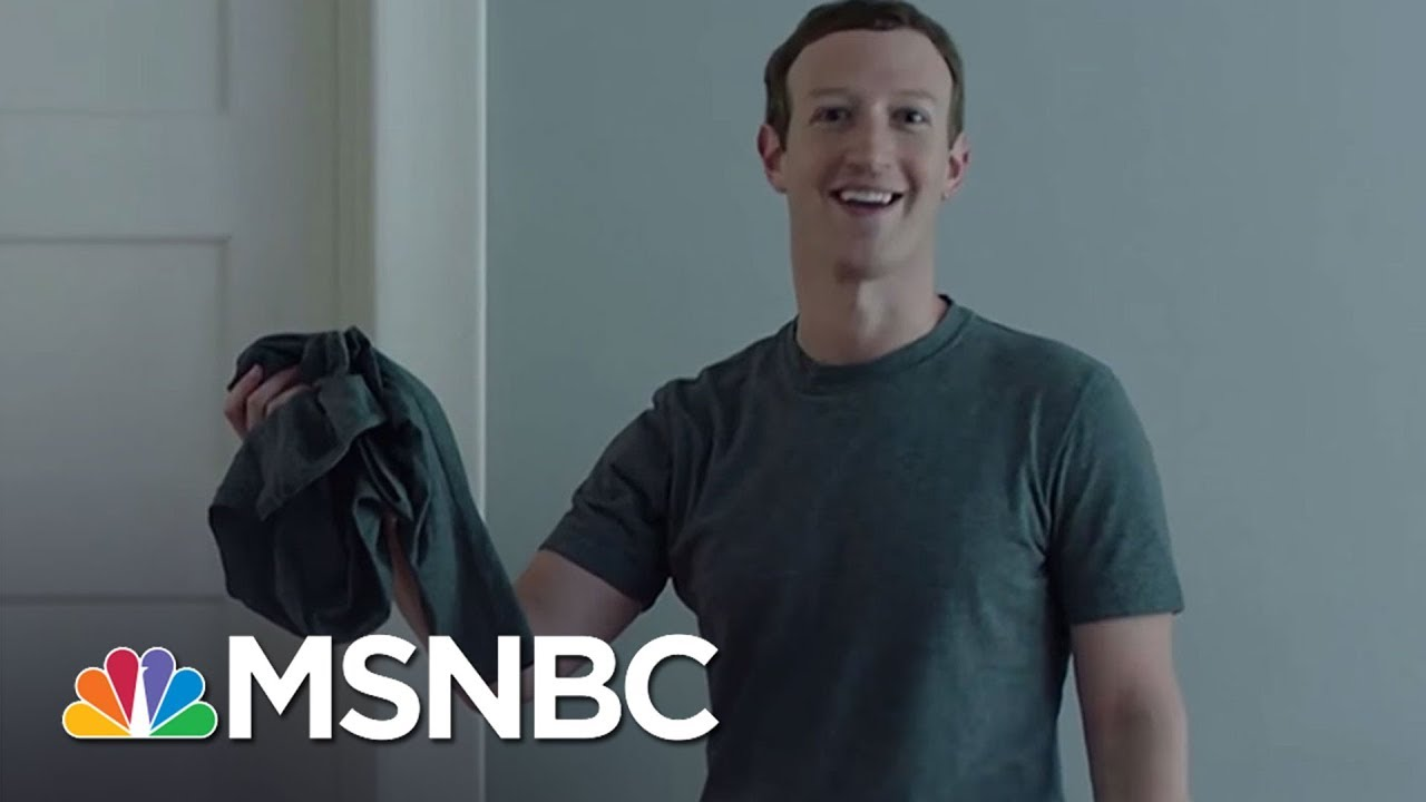 """Melber: Let's Hold FB's 2018 Resolution To """"Zuckerberg Standard"""" 