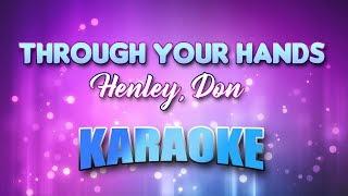 Henley, Don - For My Wedding (Karaoke & Lyrics)