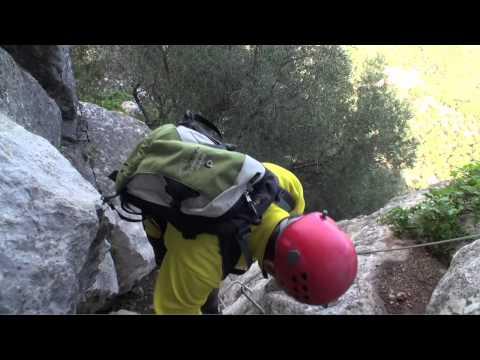 Iron Way (Vías Ferratas) in Serranía de Ronda