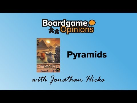 Boardgame Opinions: Pyramids