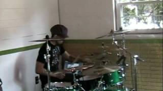 Dive - Disciple - drum cover - K Funk