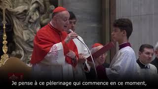 Le Pape Jean XXIII, Souverain pontife de 1958 à 1963.