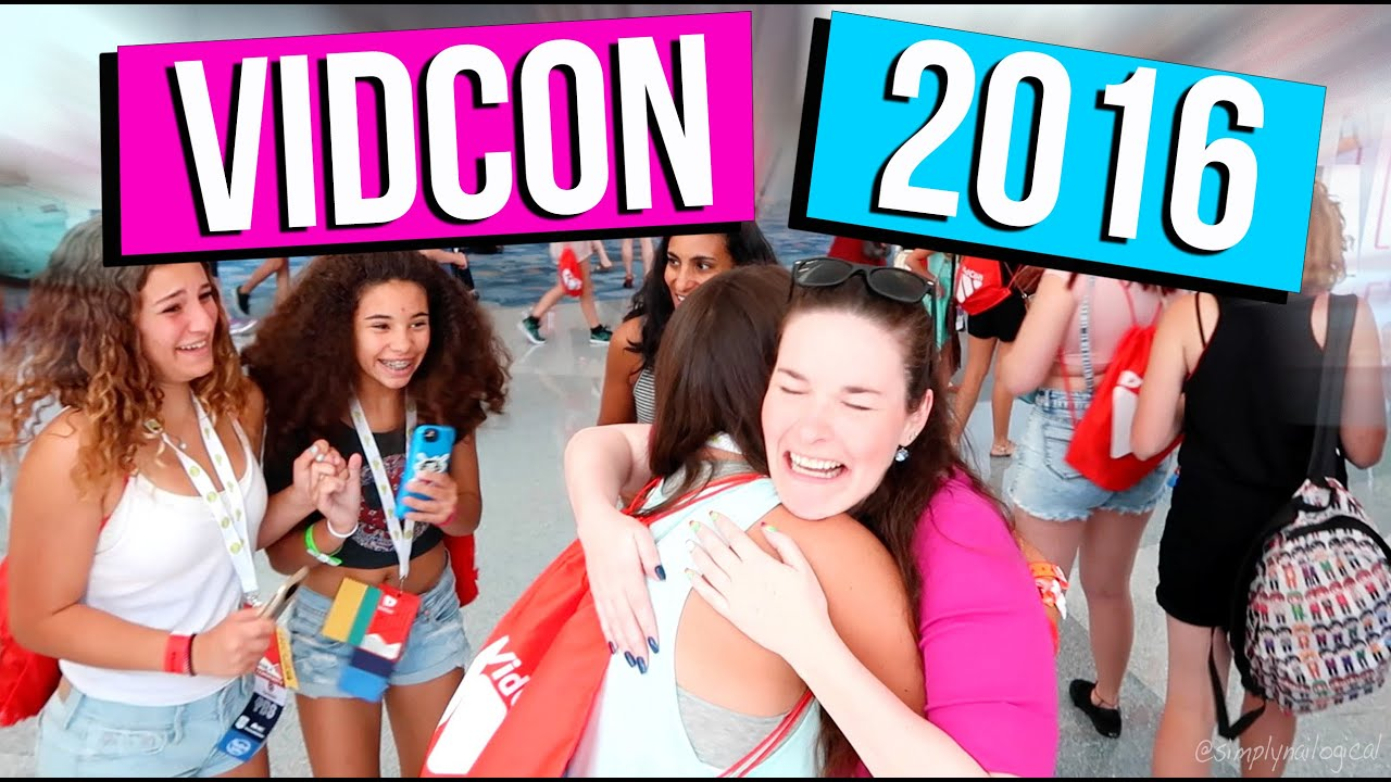 Simply Nailogical goes to America | VIDCON 2016 + 100 HOLO Giveaway winners! thumbnail