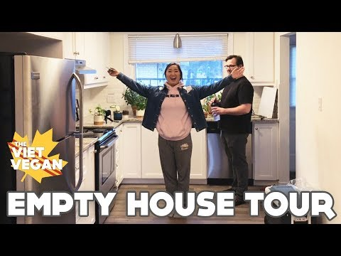 Empty House Tour & Vietnamese New House Ritual with Grandpa