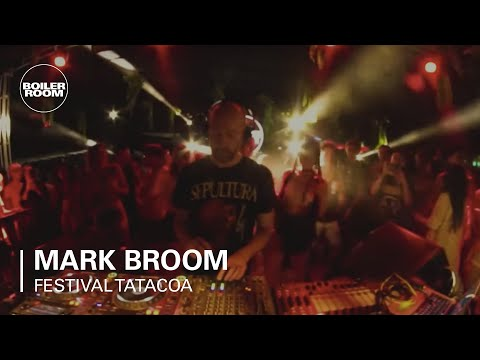 Mark Broom | Boiler Room Colombia: Festival Tatacoa