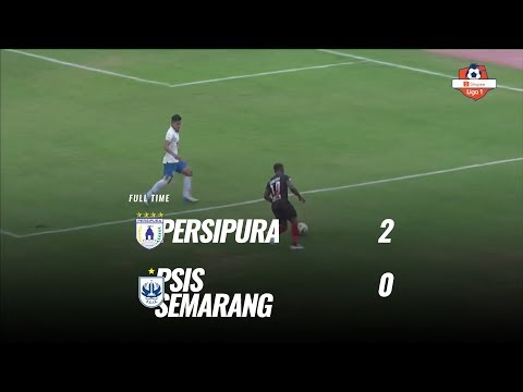 Персипура Джаяпура - PSIS Semarang 2:0. Видеообзор матча 04.12.2019. Видео голов и опасных моментов игры