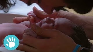 The Importance of Pushing in Labour | One Born Every Minute