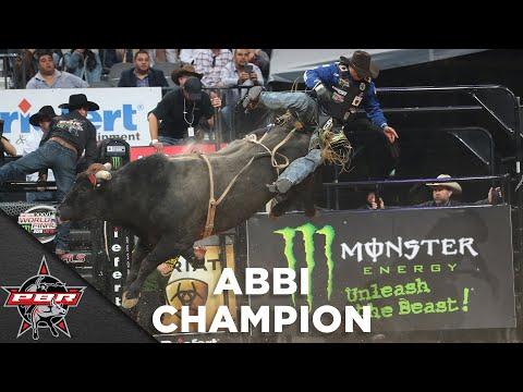 ABBI World Champion Bucking Bull: Chiseled | 2019