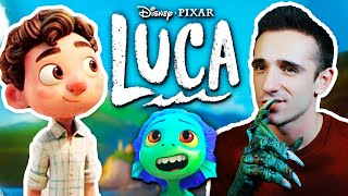 LUCA IN REAL LIFE!