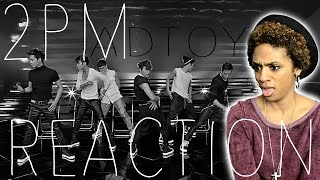 2PM A.D.T.O.Y Reaction | My First 2PM M/V