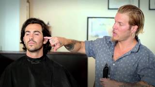 How To Wear Scruffy Facial Hair : Mens Grooming