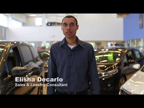 Sales and Leasing Consultant Elisha Decarlo