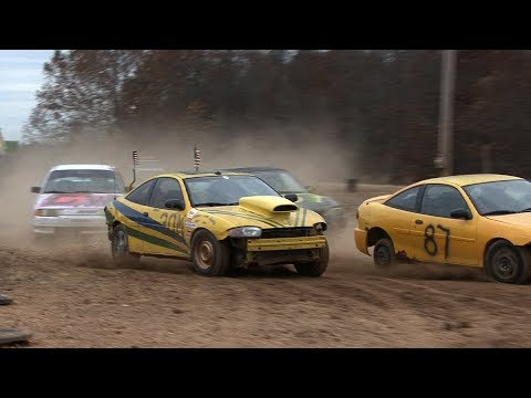 REDNECK RALLYCROSS - Racing Junk Cars For CASH