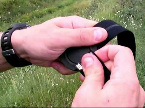 suunto foot pod mini manual