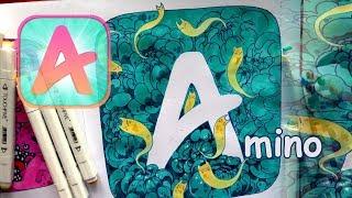 Amino art | True Story | Приложение моими глазами