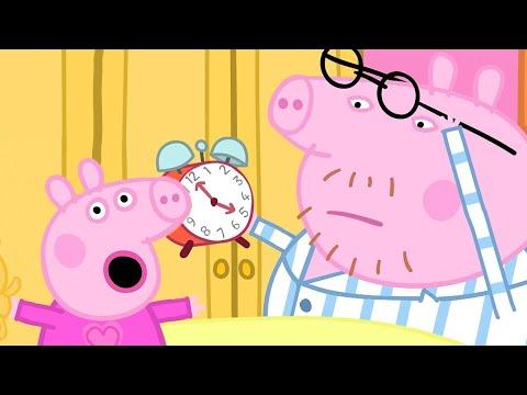 Peppa Pig en Español Episodios completos Peppa soñando | Pepa la cerdita