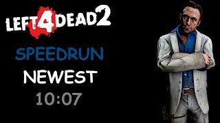 Left 4 Dead 2 Solo Speedrun 10 Minutes Dead Center