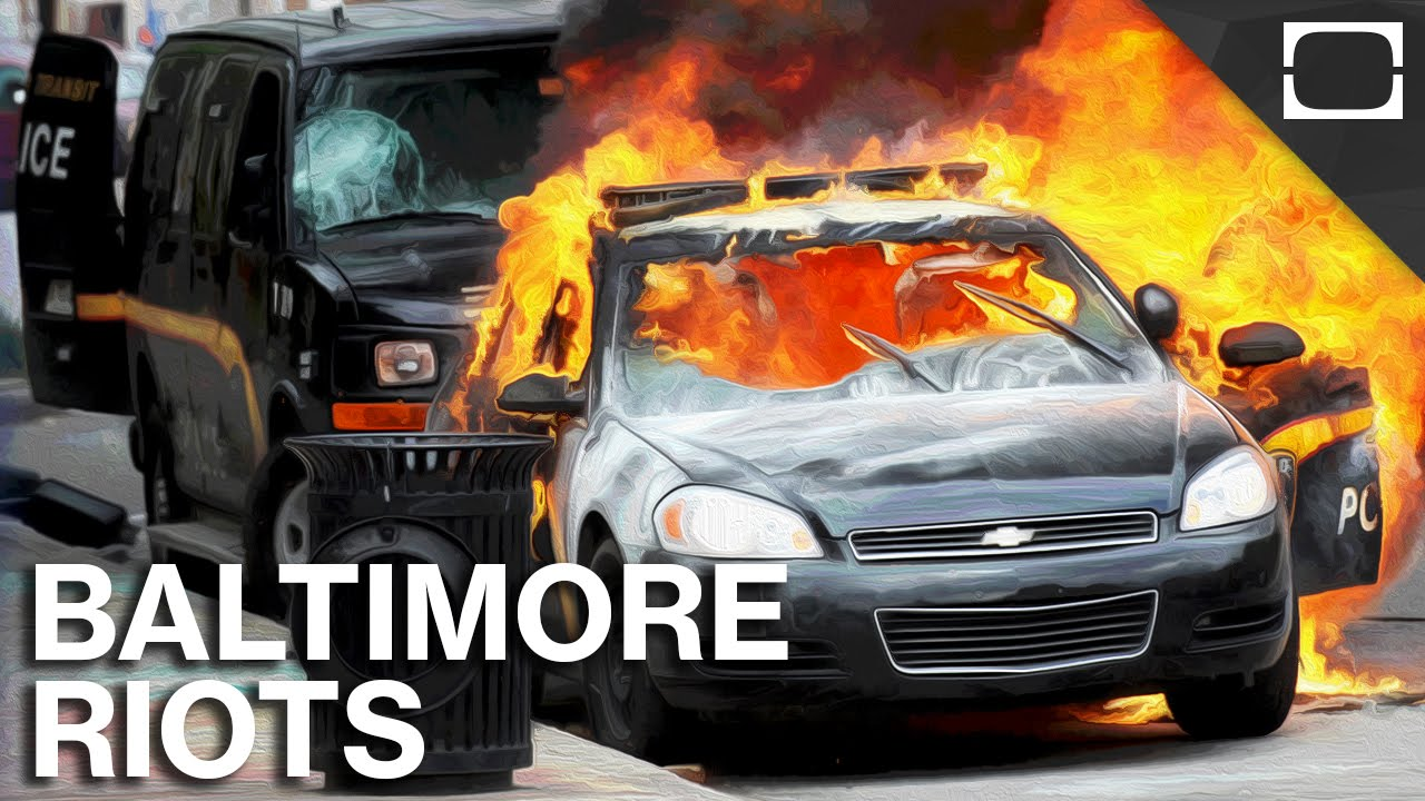 Did Poverty In Baltimore Cause The Riots? thumbnail