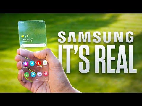 Why Samsung's Transparent Phone will fail.