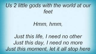 Dido - Us 2 Little Gods Lyrics