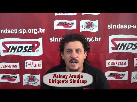 Dirigente do Sindsep, Walney Araújo convida a todos servidores para participarem da Assembleia dos Aposentados