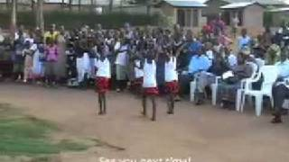preview picture of video 'Kubaka, the story of Miracle Corners Rwanda (PART 1 OF 2)'