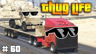 GTA 5 ONLINE : THUG LIFE AND FUNNY MOMENTS (WINS, STUNTS AND FAILS #60)