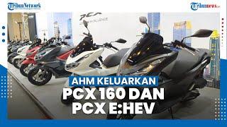 Akhirnya Diluncurkan, Honda PCX 160 dan PCX e:HEV Mengaspal dengan Banderol Mulai Rp30,3 Juta