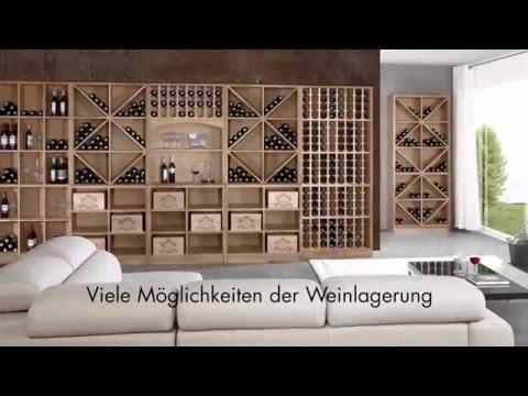 Weinregal-Serie Prestige