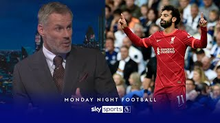 Salah 'deserves' new bumper deal   Carragher and Neville discuss Salah's importance for Liverpool