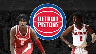 The Detroit Pistons Are Rumored To Be High On Kira Lewis In The NBA Draft
