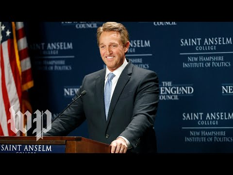 Jeff Flake on 2020 White House run: 'I haven't ruled it out'