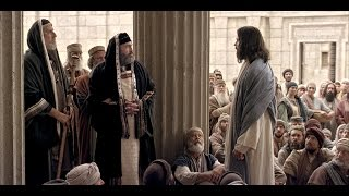 Christ's Authority Is Questioned   The Parable Of The Two Sons