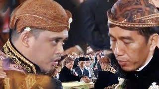 Detik-detik Presiden Jokowi Menikahkan Kahiyang dengan Bobby Nasution
