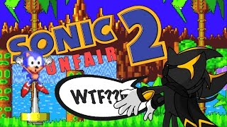 INSANITY WITHIN MADNESS | Sonic Unfair 2