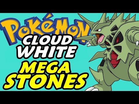 Pokemon cloud white where to get mega stones