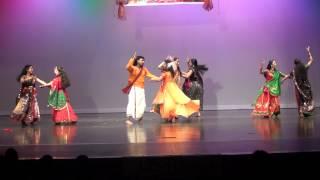Chandupottu  - Omanapuzha dance (Sanjit Ramakrishnan, Sandya Sanjit & friends)
