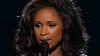 Grammys 2012: Jennifer Hudson Tribute to Whitney Houston