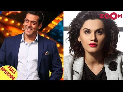 Salman Khan's big salary for Bigg Boss 13 REVEALED | Taapsee Pannu's BOLD statement & more